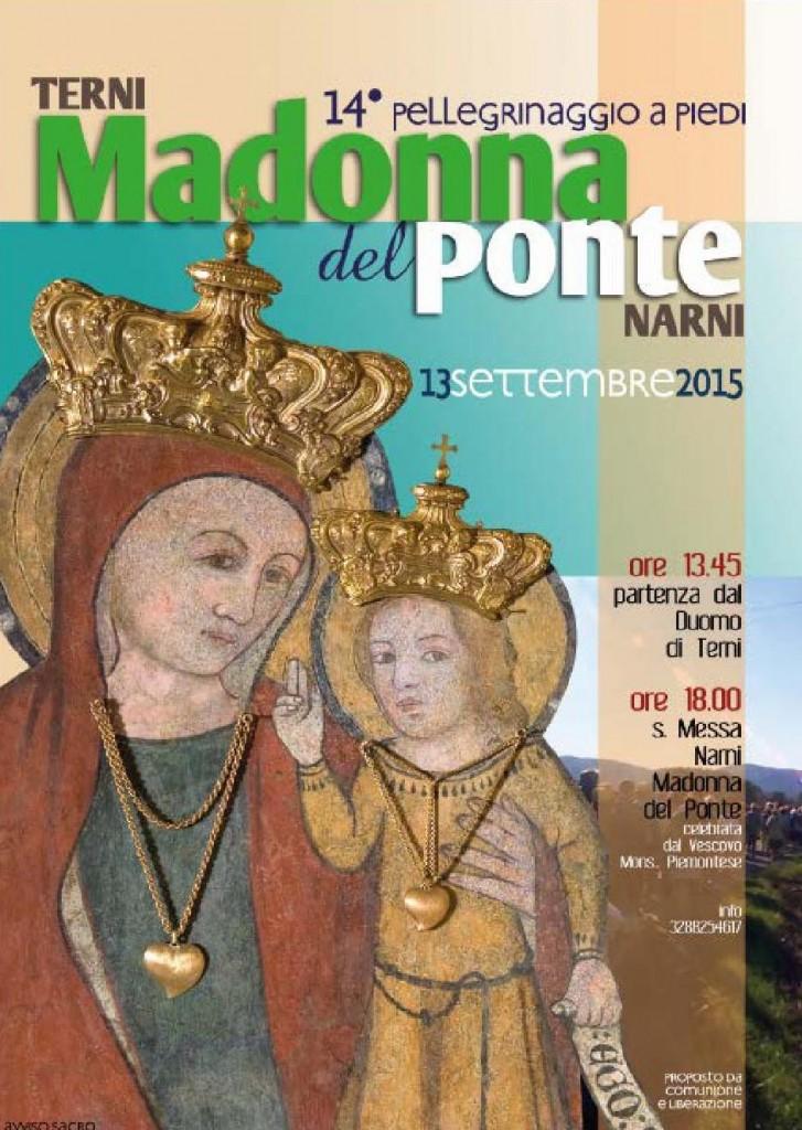 pellegrinaggio madonna del ponte 2015-001