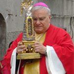Calvi - benedizione della città con la reliquia di San Pancrazio e celebrazione del vescovo - VIDEO E FOTO