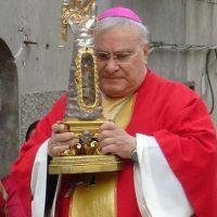 Calvi – benedizione della città con la reliquia di San Pancrazio e celebrazione del vescovo – VIDEO E FOTO